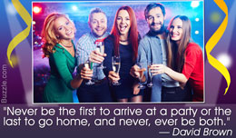 Party Quotes and Sayings That are Absolutely Entertaining