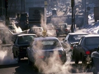 Vehicles, Air Pollution, and Human Health