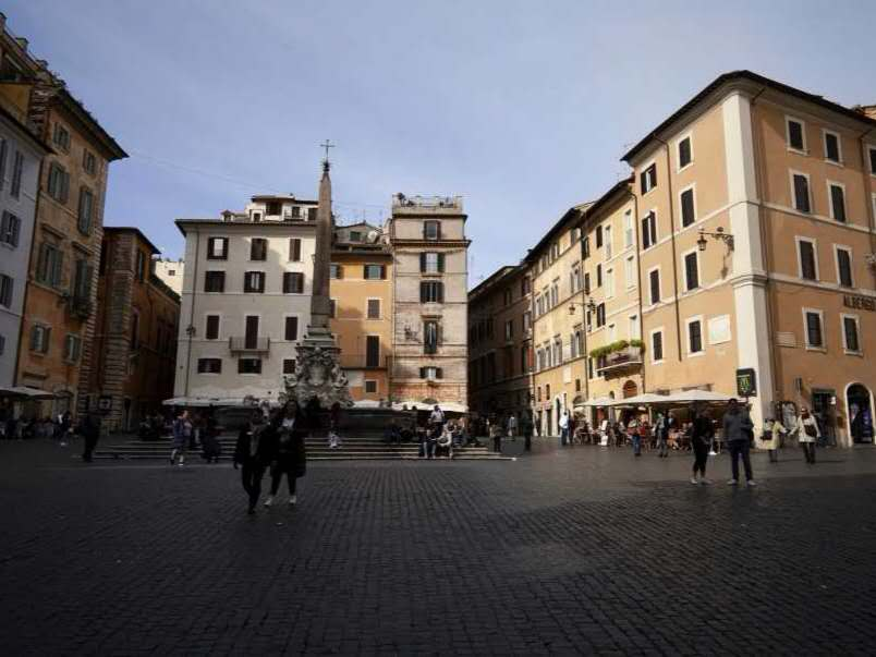 Daily Life in Italy Upended because of Coronavirus Lockdown