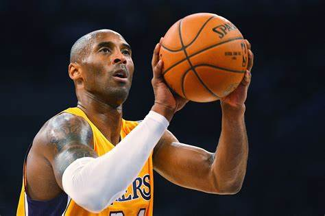 Kobe Bryant's Growing Road