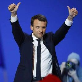 练习 | CNN Student News: France Moves toward Electing a New Leader