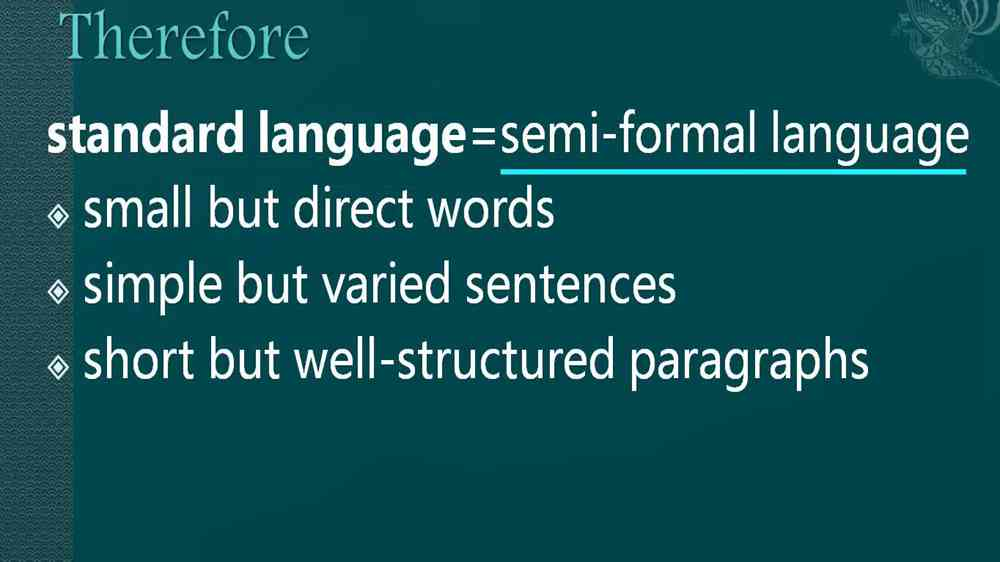 How to use academic language