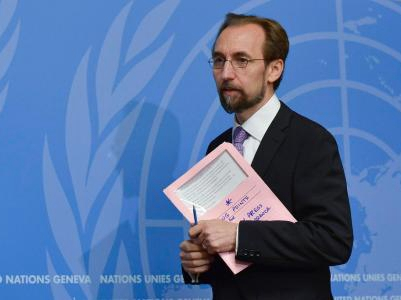 Statement by the High Commissioner for Human Rights Zeid Ra'ad Al Hussein on Human Rights Day 2016